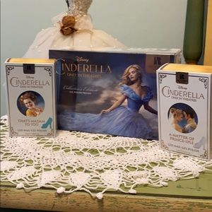 Disney's Cinderella gel polish kit
